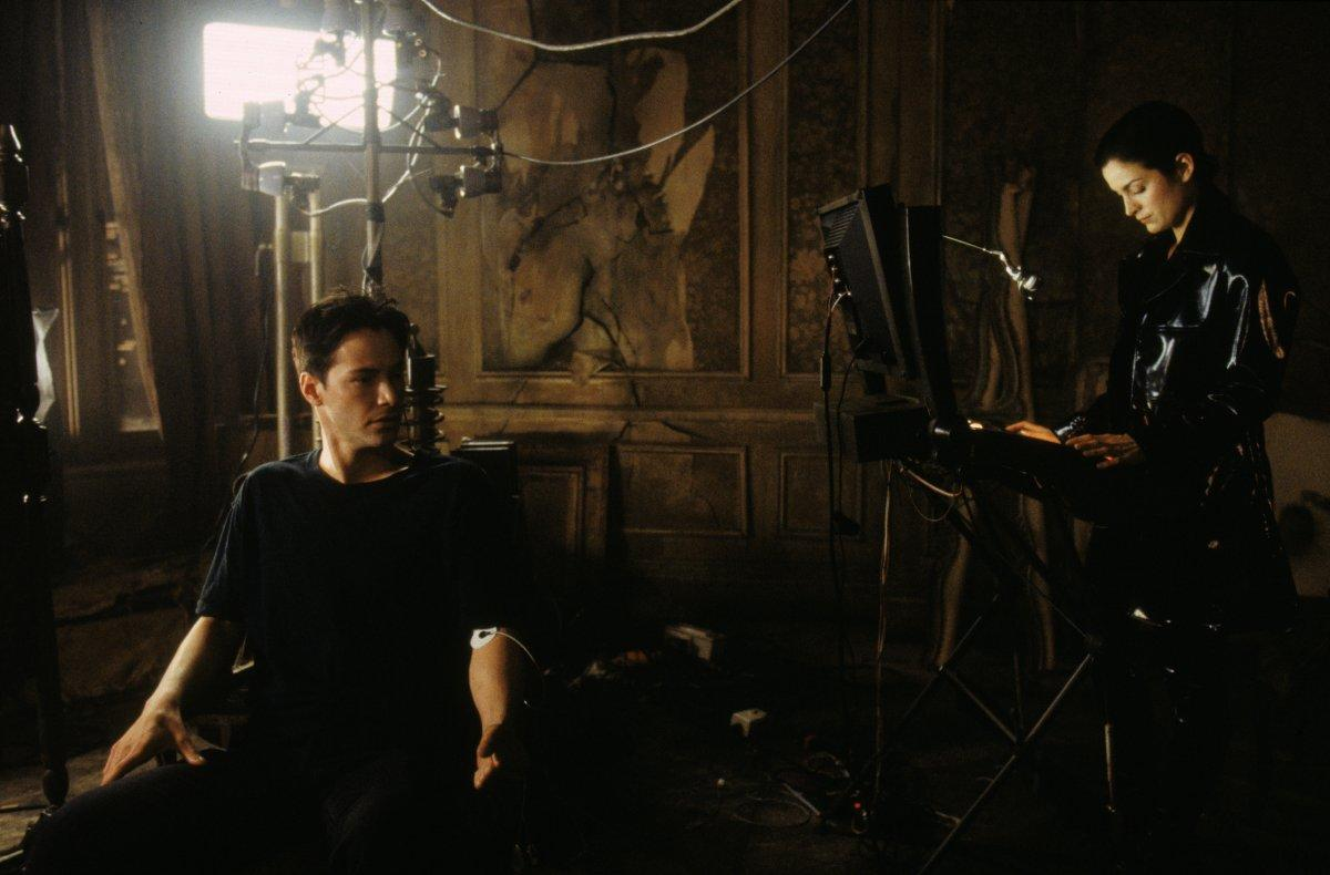 an analysis of the existentialist motifs in the matrix a 1999 movie The matrix, the 1999 movie by the wachowskis, had been a revelation when it first came out and is amazingly continuing its esteem among the audience - almost on the same level - even now too.